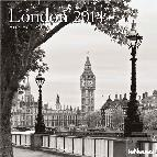 calendario 2014 london 30x30cm-9783832762964