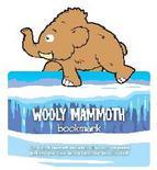 marcapaginas wooly mammoth (ref. 87402)-5038886000819