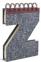 2 alphabooks con anillas z-5035393326265