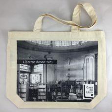 bolsa tela casa del libro gran via: libreros desde 1923-2910021712180
