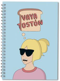 cuaderno a4 cartón maría hesse-8432715102502