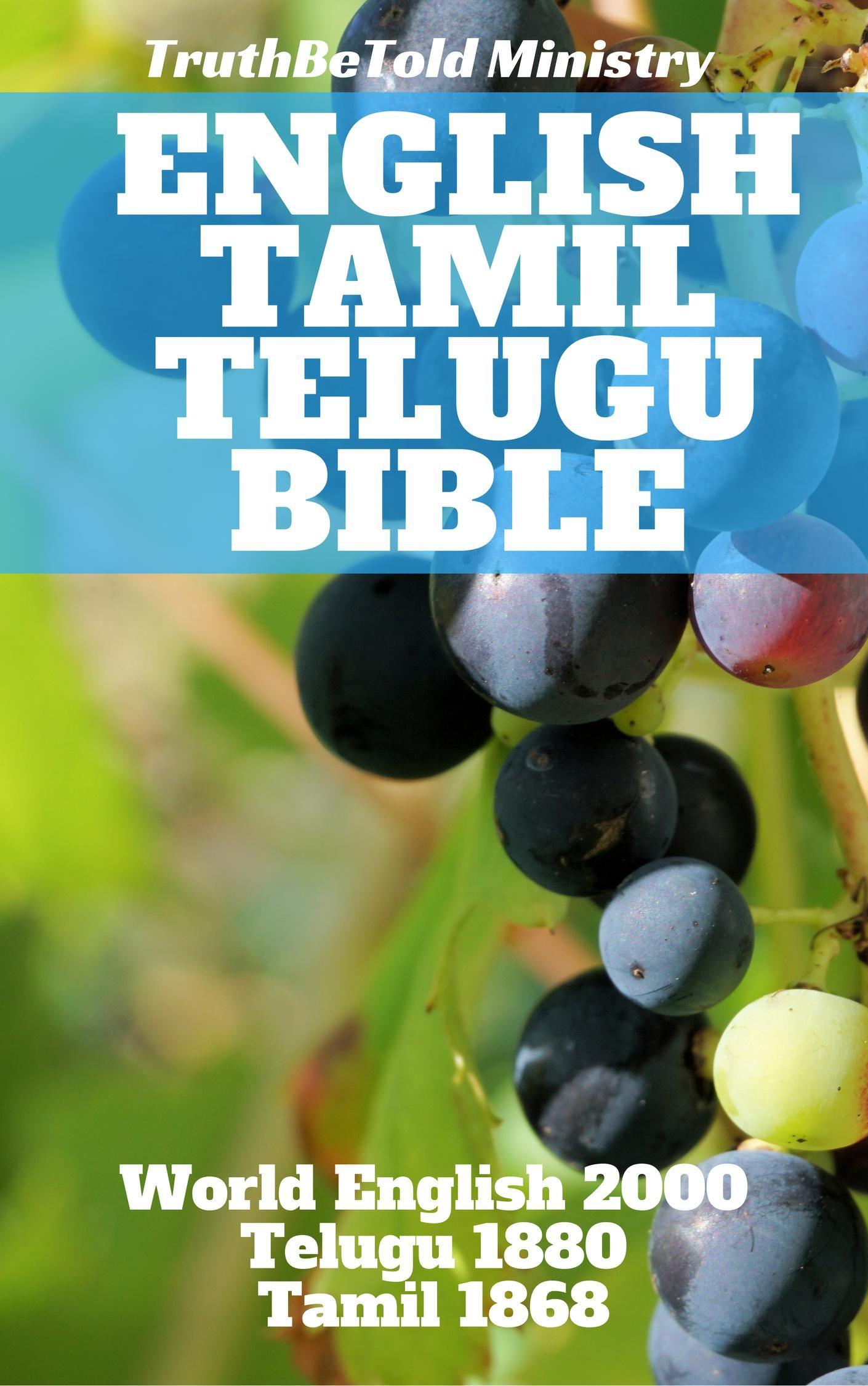 Tamil Bible Epub