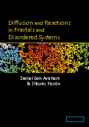 Difussion And Reactions In Fractals And Disordered Systems por Daniel Ben-avraham;                                                                                                                                                                                                          Shlomo Havlin