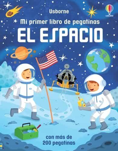 El Espacio: Libros De Pegatinas por Sam Smith