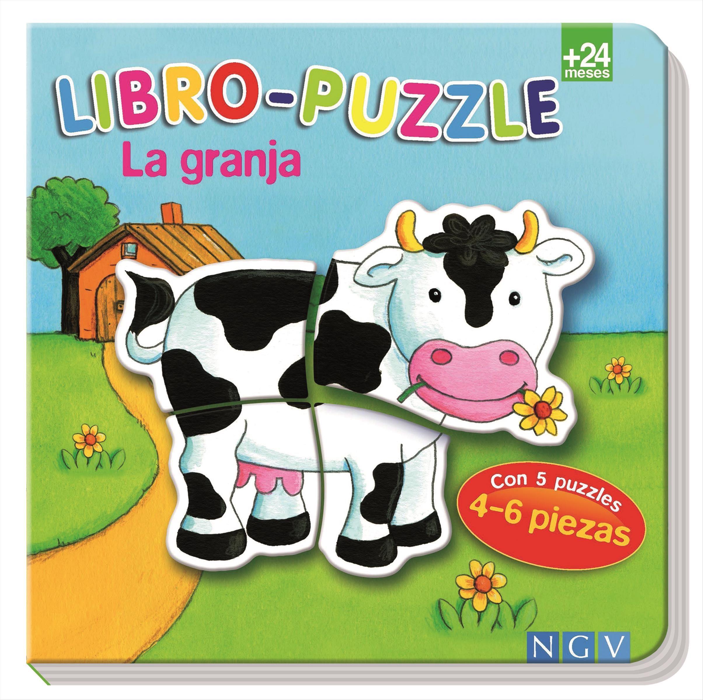 LA GRANJA (LIBRO-PUZZLE) | VV.AA. | Comprar libro 9783849906108