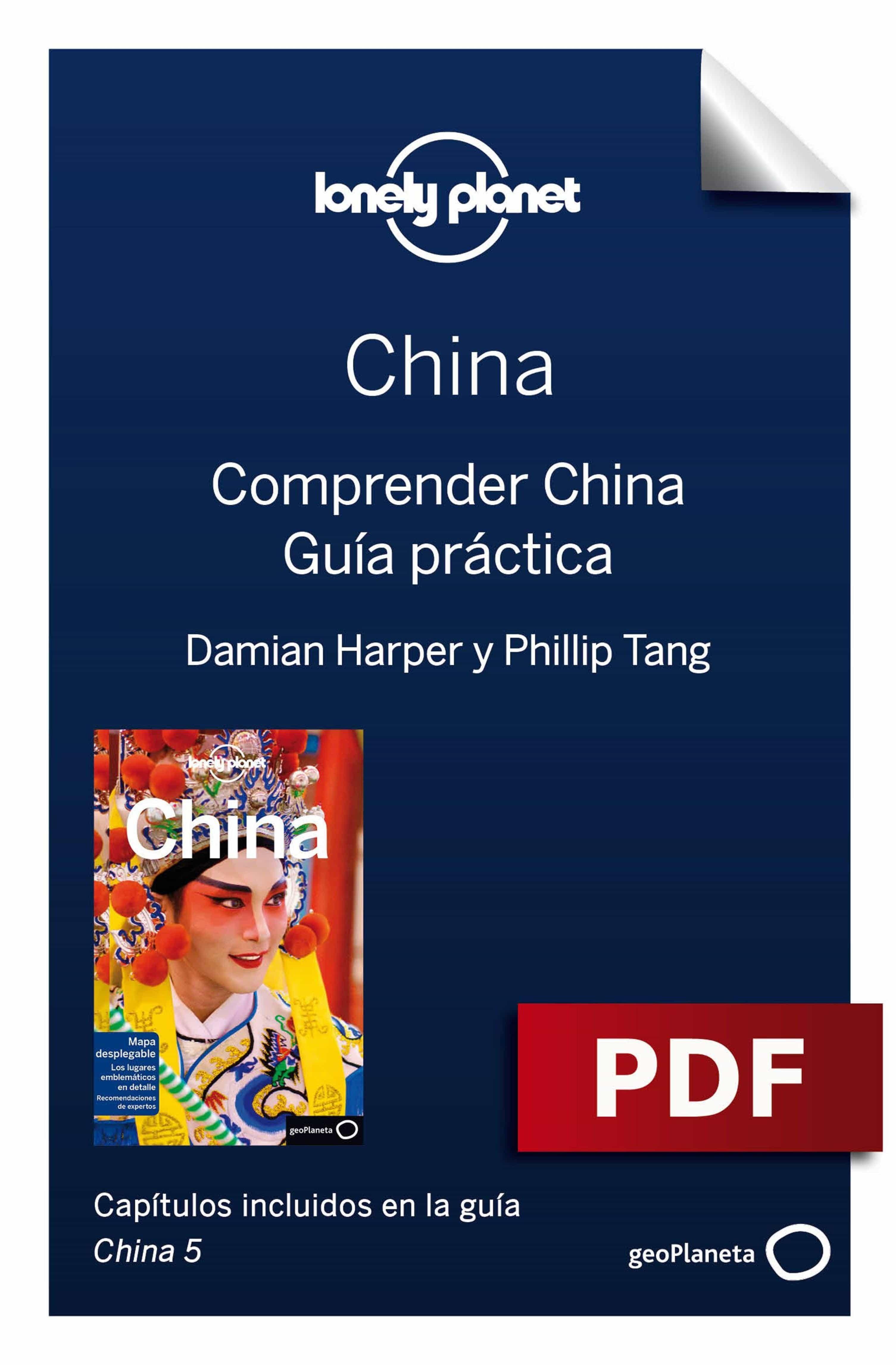 China 5. Comprender Y Guía Práctica   por Vv.aa.