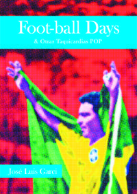foot-ball days-jose luis garci-9788415606208