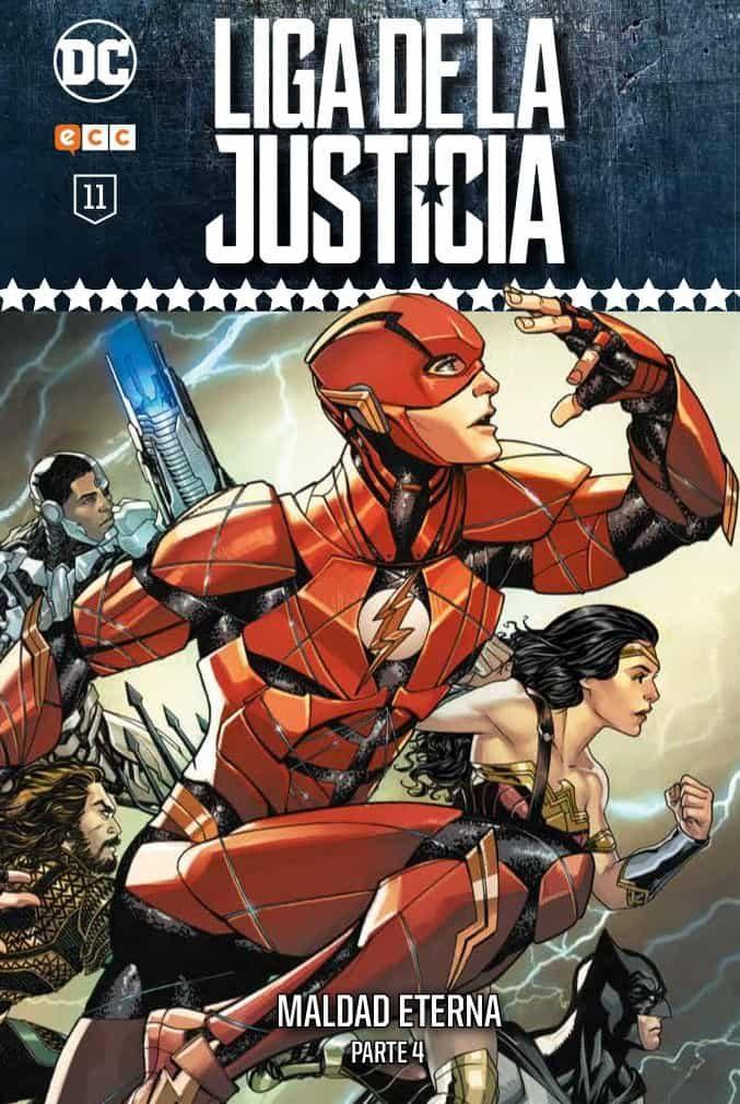 Coleccionable Liga De La Justicia 11 por Vv.aa.