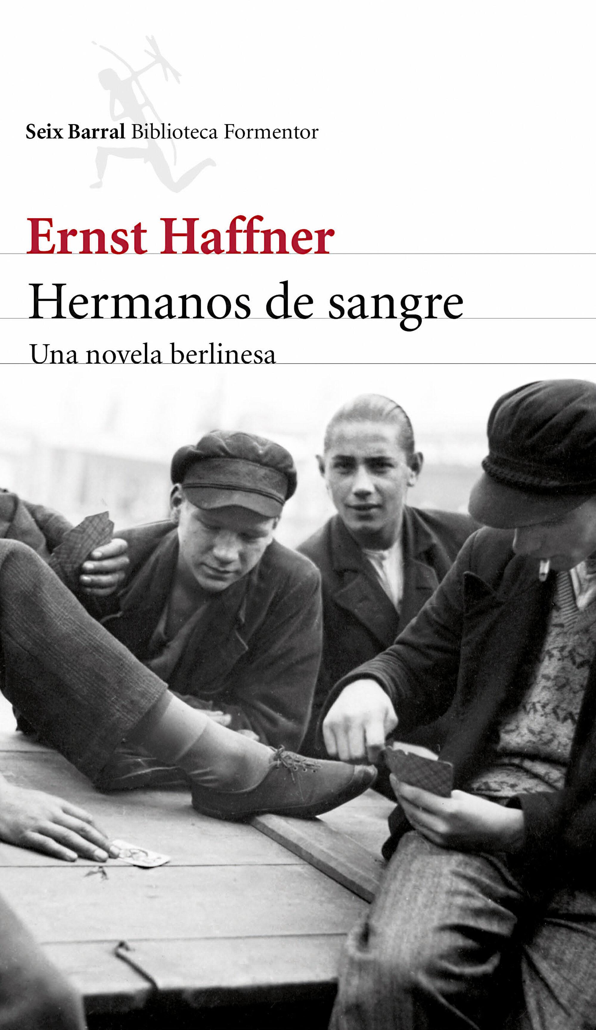 hermanos de sangre-ernst haffner-9788432224508