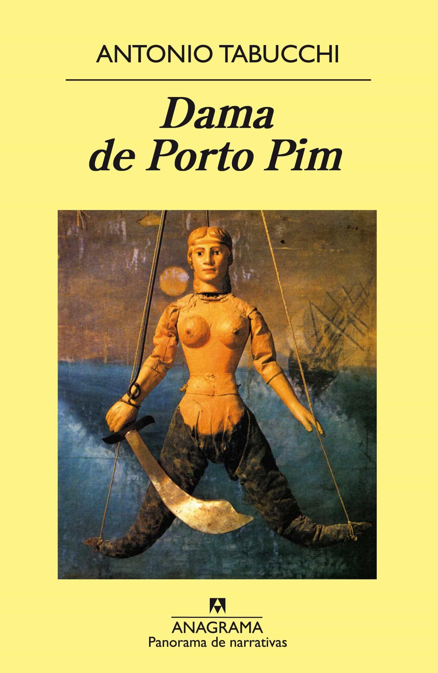 Dama De Porto Pim por Antonio Tabucchi