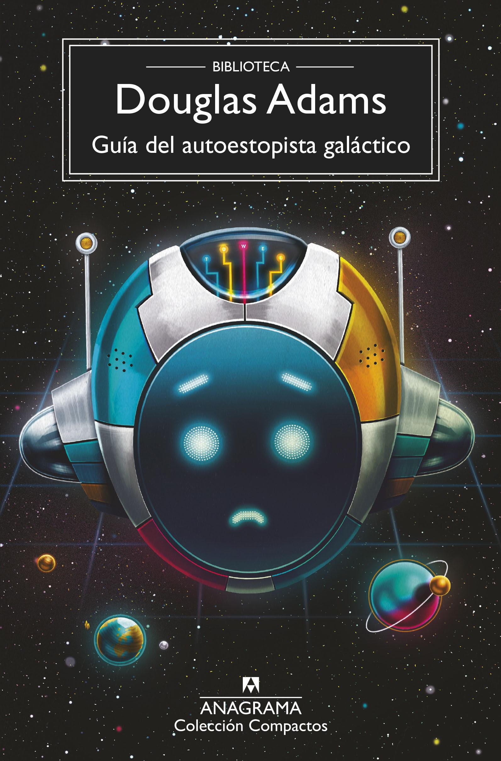 Image result for guia del autoestopista galactico