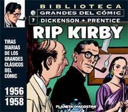 4hn3: Rip Kirby Nº 7: Bailarina Ladrona (biblioteca Grandes Del C Omic) por Alex Raymond Gratis