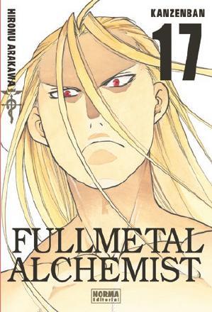 Fullmetal Alchemist Kanzenban Vol. 17,Hiromu Arakawa,Norma  tienda de comics en México distrito federal, venta de comics en México df