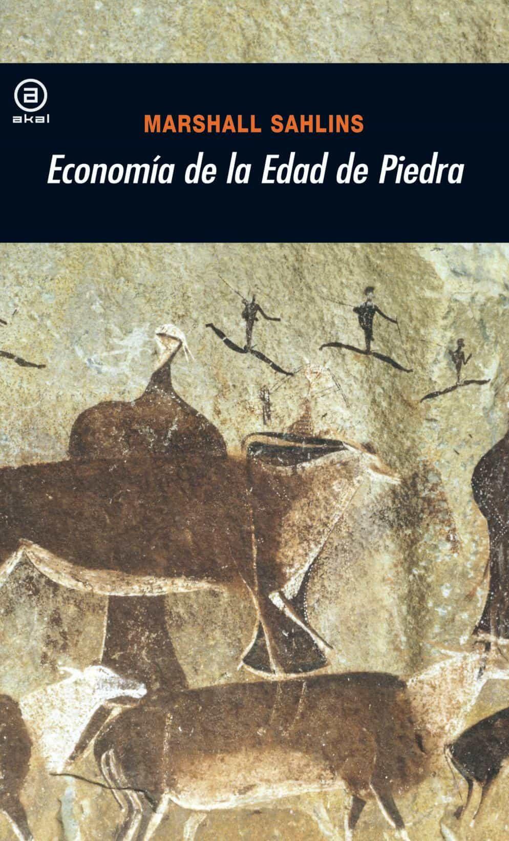 economia de la edad de piedra edmarshall d sahlins