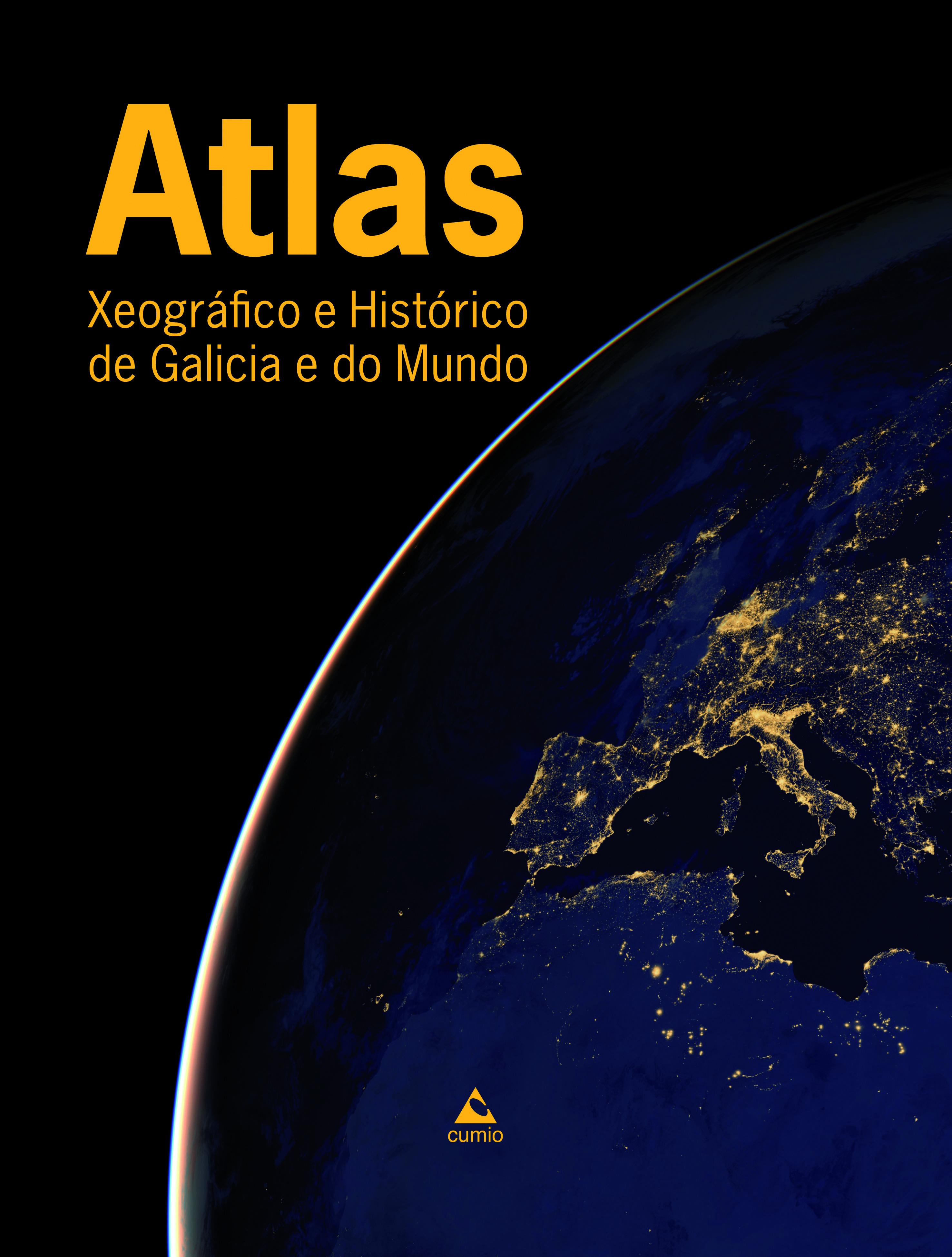 Resultado de imagen de ATLAS XEOGRAFICO E HISTORICO DE GALICIA
