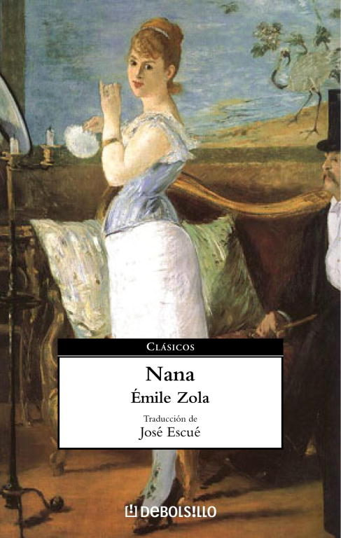 Nana por Emile Zola epub