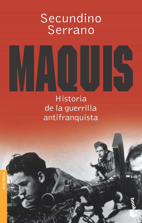 Resultado de imagen de Secundino Serrano maquis imagenes