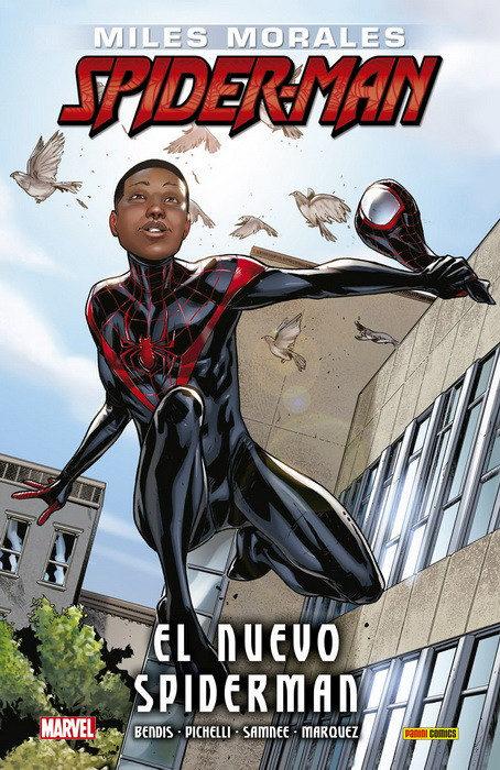 Miles Morales: Spiderman 1: El Nuevo Spiderman por Vv.aa.