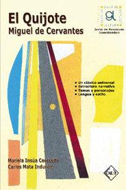 El Quijote (guia De Lectura) por Carlos Mata Indurain;                                                                                    Mariela Insua Cereceda