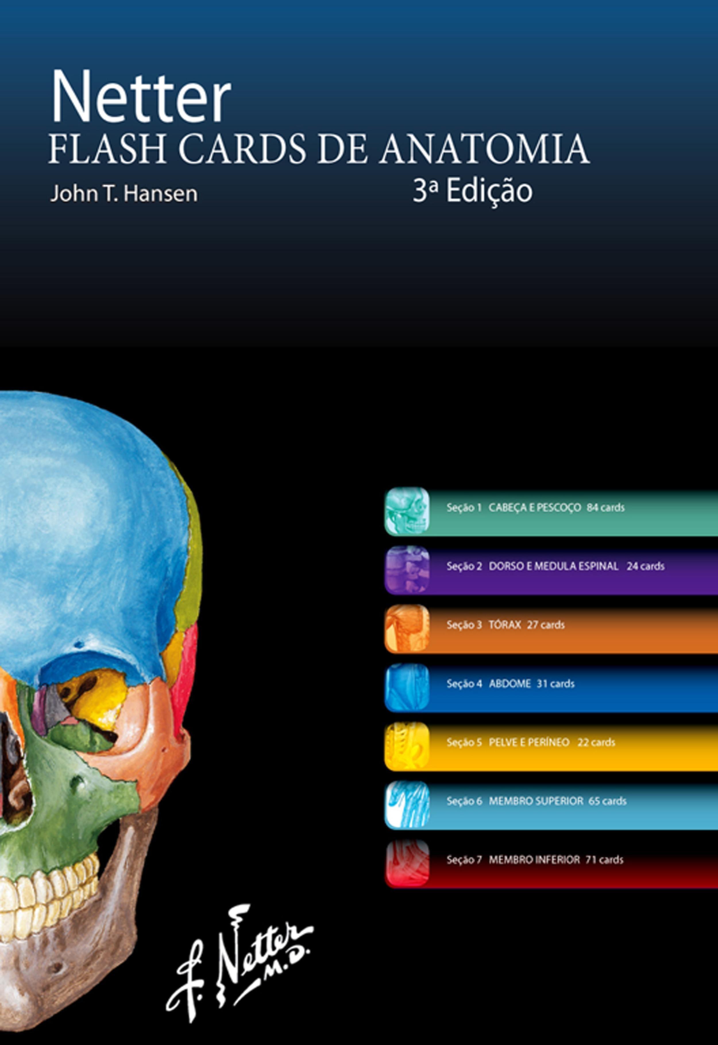 NETTER FLASH CARDS ANATOMIA EBOOK | , JOHN HANSEN | Descargar libro ...