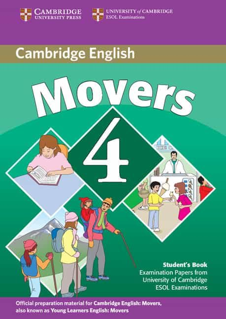 Movers 4: Cambridge Young Learners English Tests (student S Book) por Vv.aa. epub