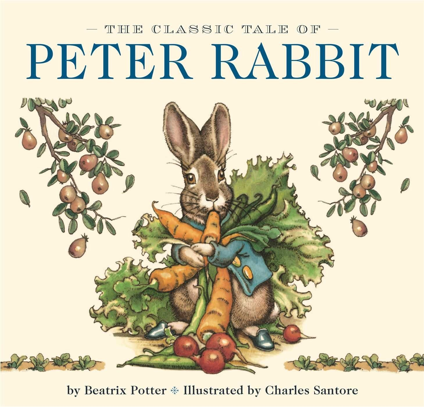 THE CLASSIC TALE OF PETER RABBIT | BEATRIX POTTER | Comprar Libro ...
