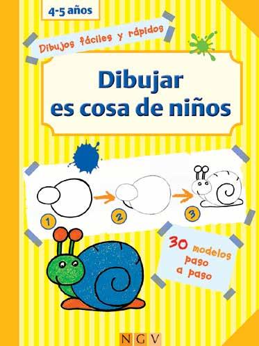 Dibujar Es Cosa De Niños Dibujo Paso A Paso Vvaa Comprar