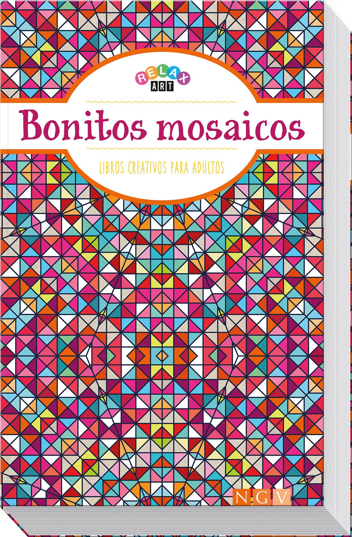 BONITOS MOSAICOS | VV.AA. | Comprar libro 9783869416618