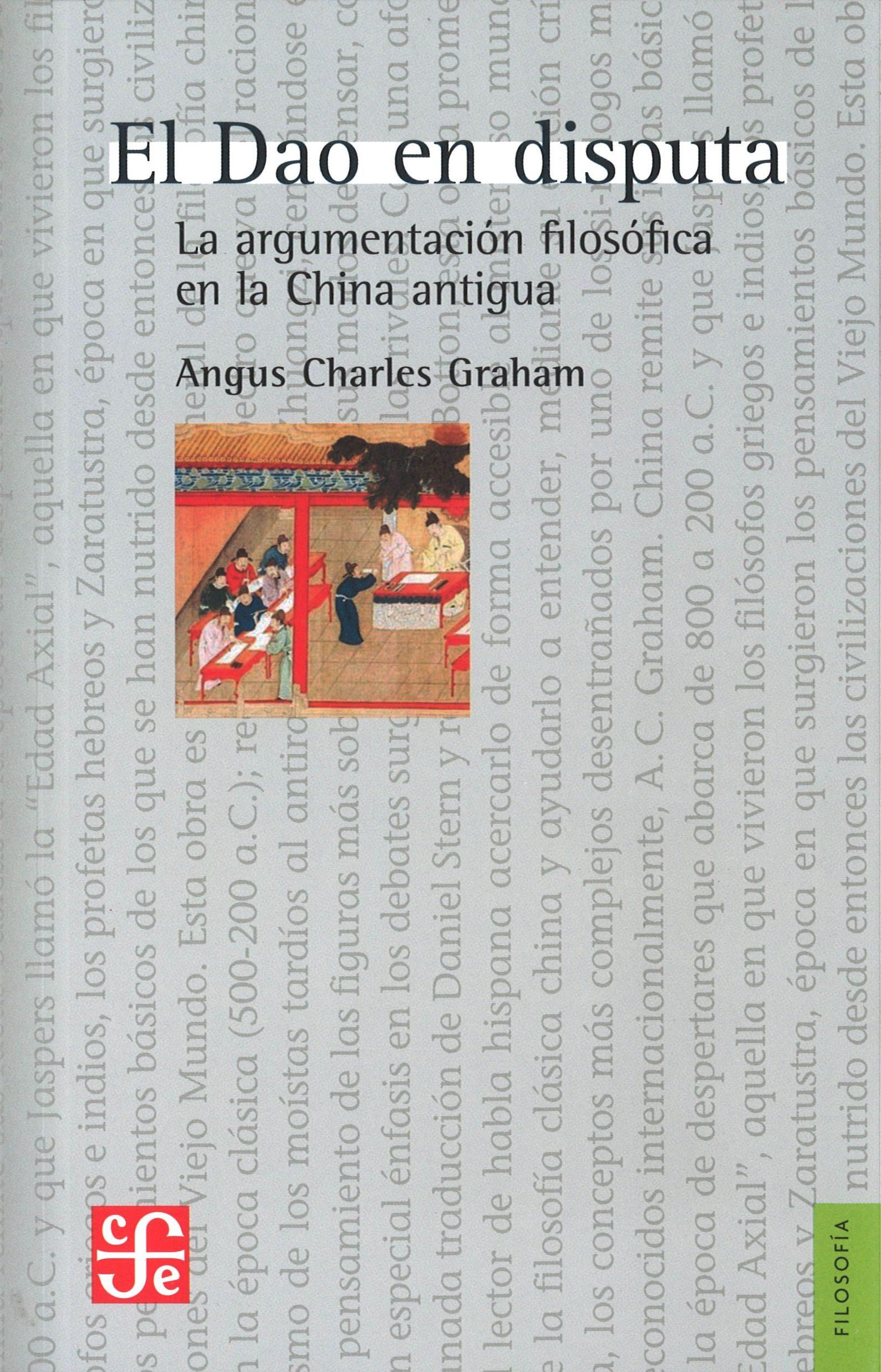 descargar EL DAO EN DISPUTA pdf, ebook