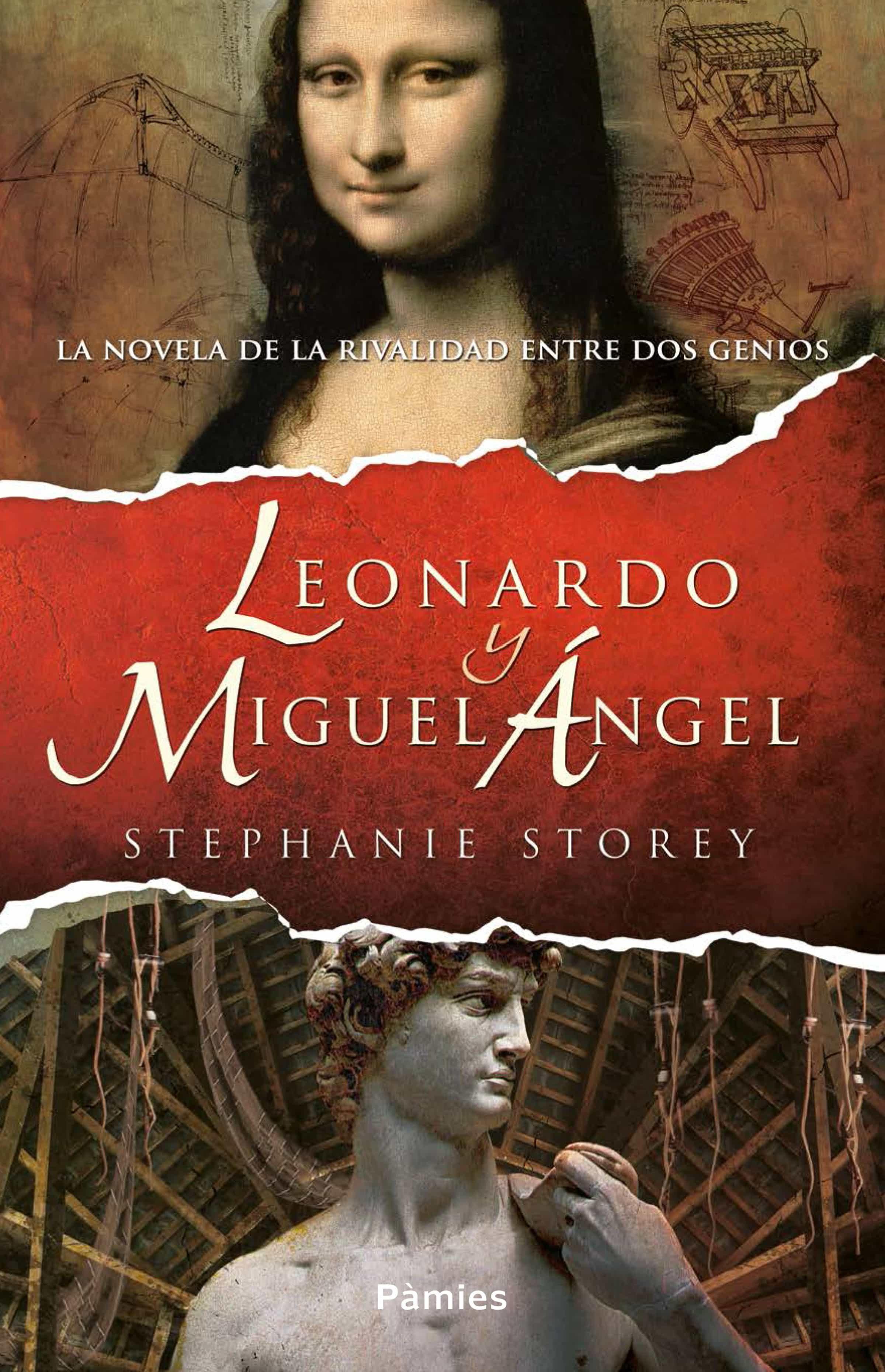 leonardo y miguel ángel (ebook)-stephanie storey-9788416331918