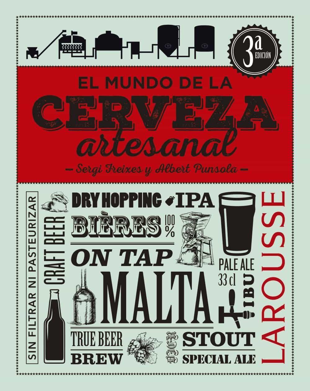 el mundo de la cerveza artesanal (2ª ed.)-sergi freixes castrelo-albert punsola-9788417273118