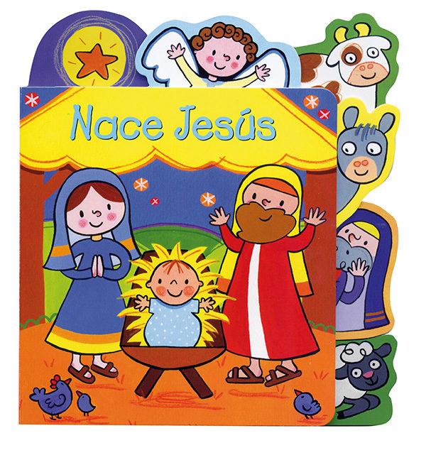 NACE JESUS | VV.AA. | Comprar libro 9788428533218