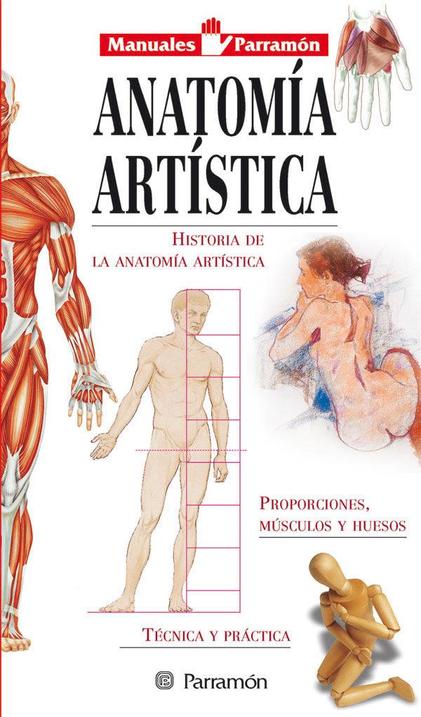 ANATOMIA ARTISTICA | VV.AA. | Comprar libro 9788434223318