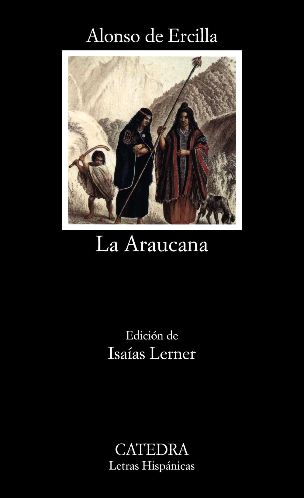 la araucana (3ª ed.)-alonso de ercilla y zuñiga-9788437611518