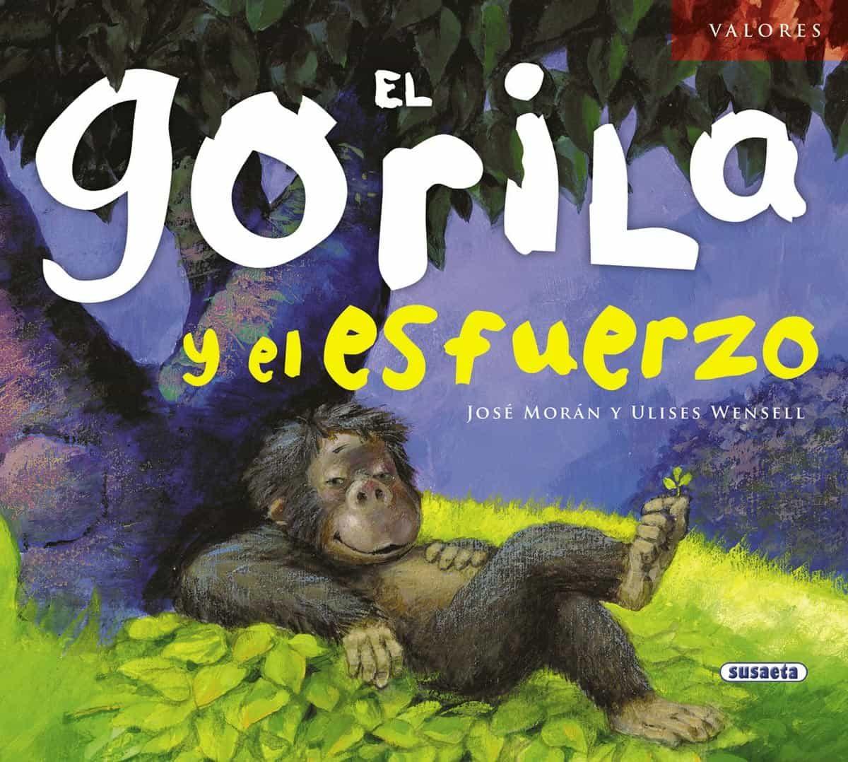Resultado de imagen de el gorila y el esfuerzo valores