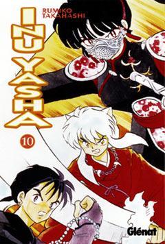 Inu Yasha Nº 10 por Rumiko Takahashi