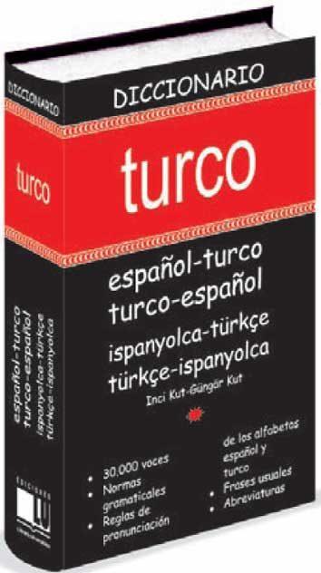 Diccionario Turco - Español / Español - Turco por Vv.aa. epub