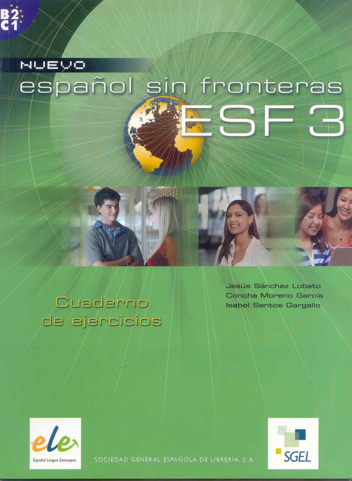 Nuevo Español Sin Fronteras 3. Cuaderno De Ejercicios por Vv.aa. epub