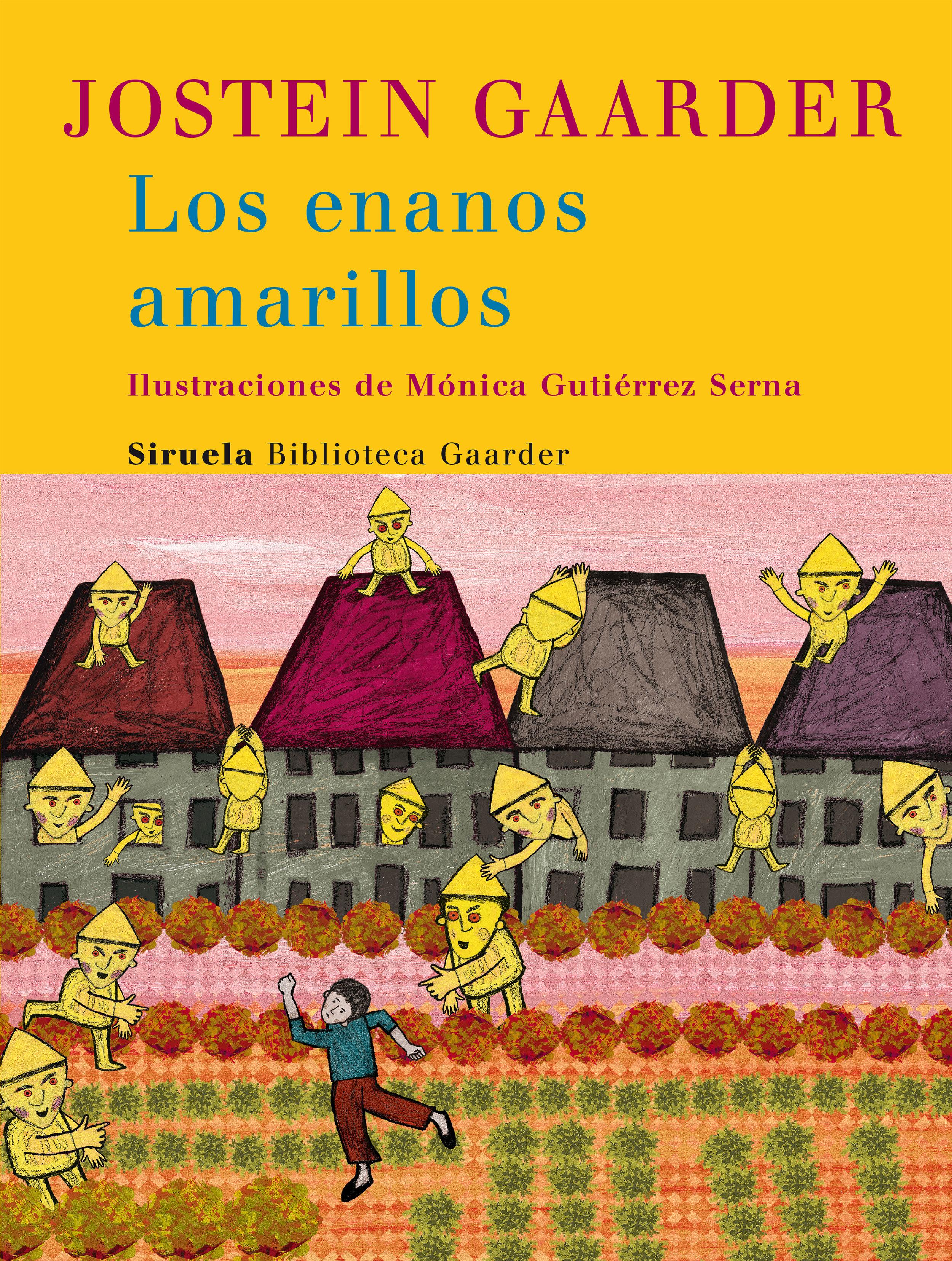 Los Enanos Amarillos por Jostein Gaarder