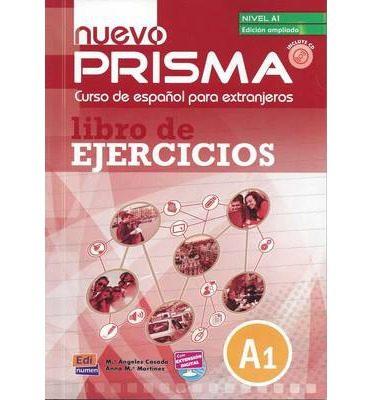 Nuevo Prisma A1 Edicion Ampliada +cd: Libro De Ejercicios por Vv.aa.