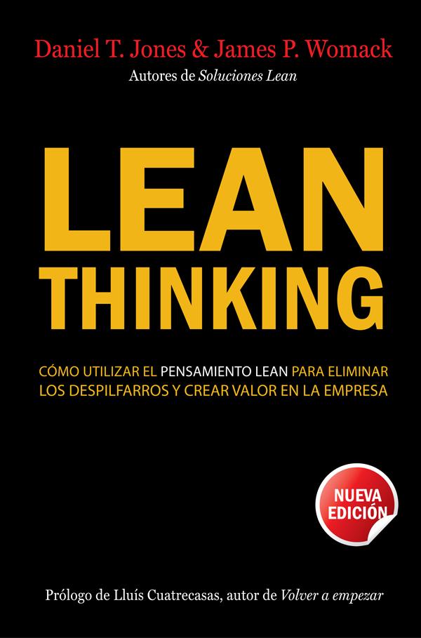 lean thinking (nueva edicion)-daniel jones-james womack-9788498750218