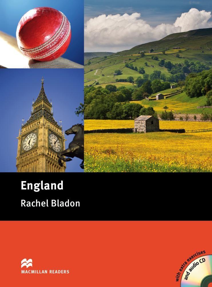 macmillan readers pre- intermediate: england pack-rachel bladon-9780230436428
