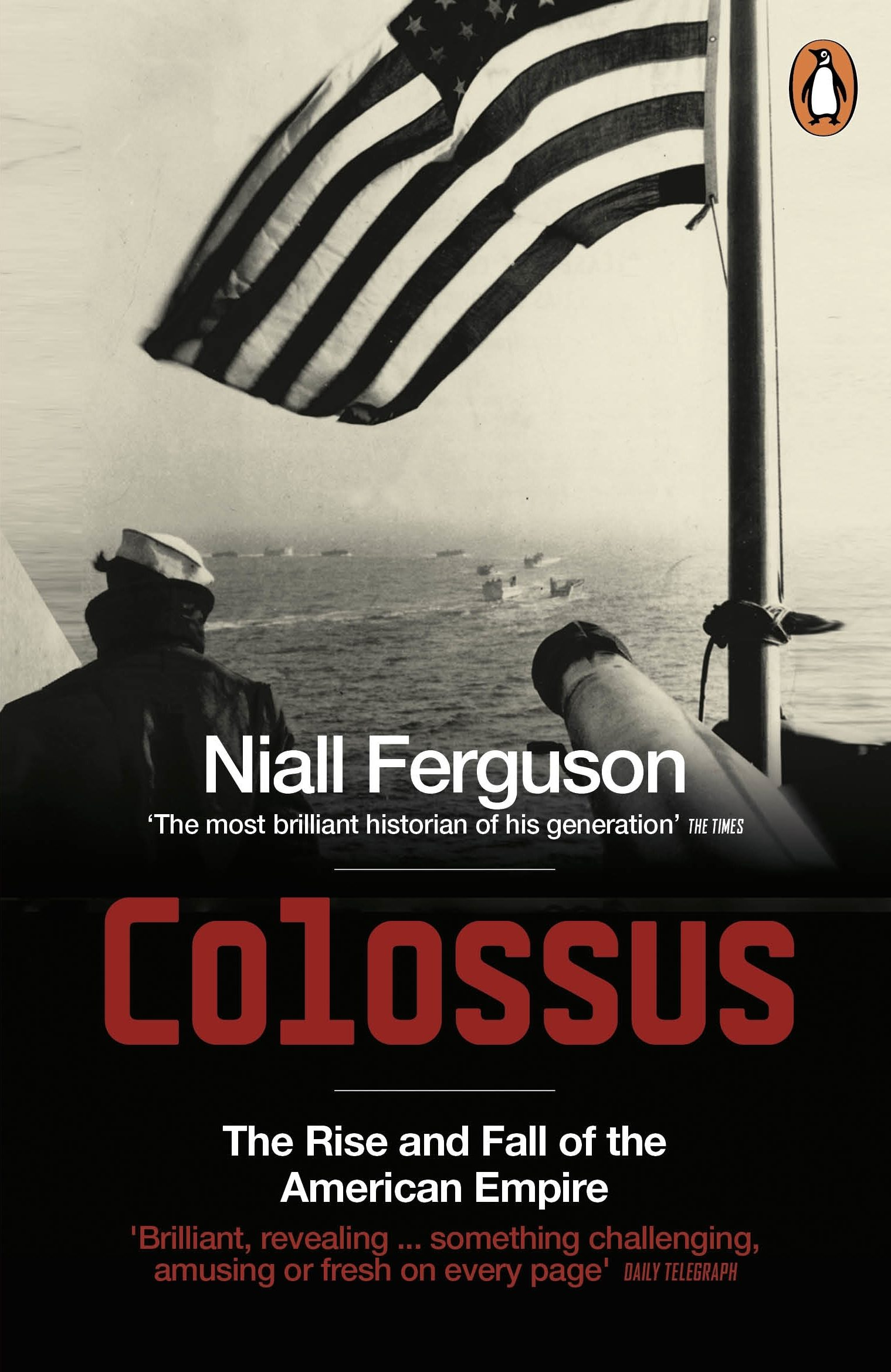 Colossus (ebook)niall Ferguson9780241958728