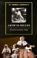The Cambridge Companion To Arthur Miller por Christopher W. E. (ed.) Bigsby