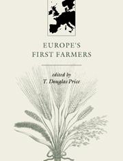 Europe S First Farmers por T. Douglas (ed.) Price epub