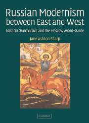 Russian Modernism Between East And West por Jane Sharp
