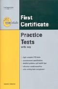 First Certificate Practice Test (audio Cd) por Charles Osborne