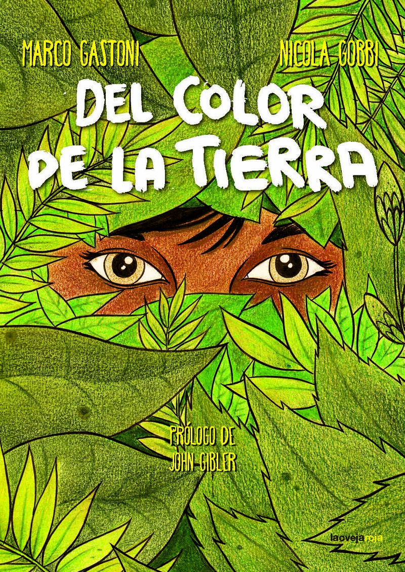 Del Color De La Tierra por Marco Gastoni;                                                                                                                                                                                                          Nicola Gobbi