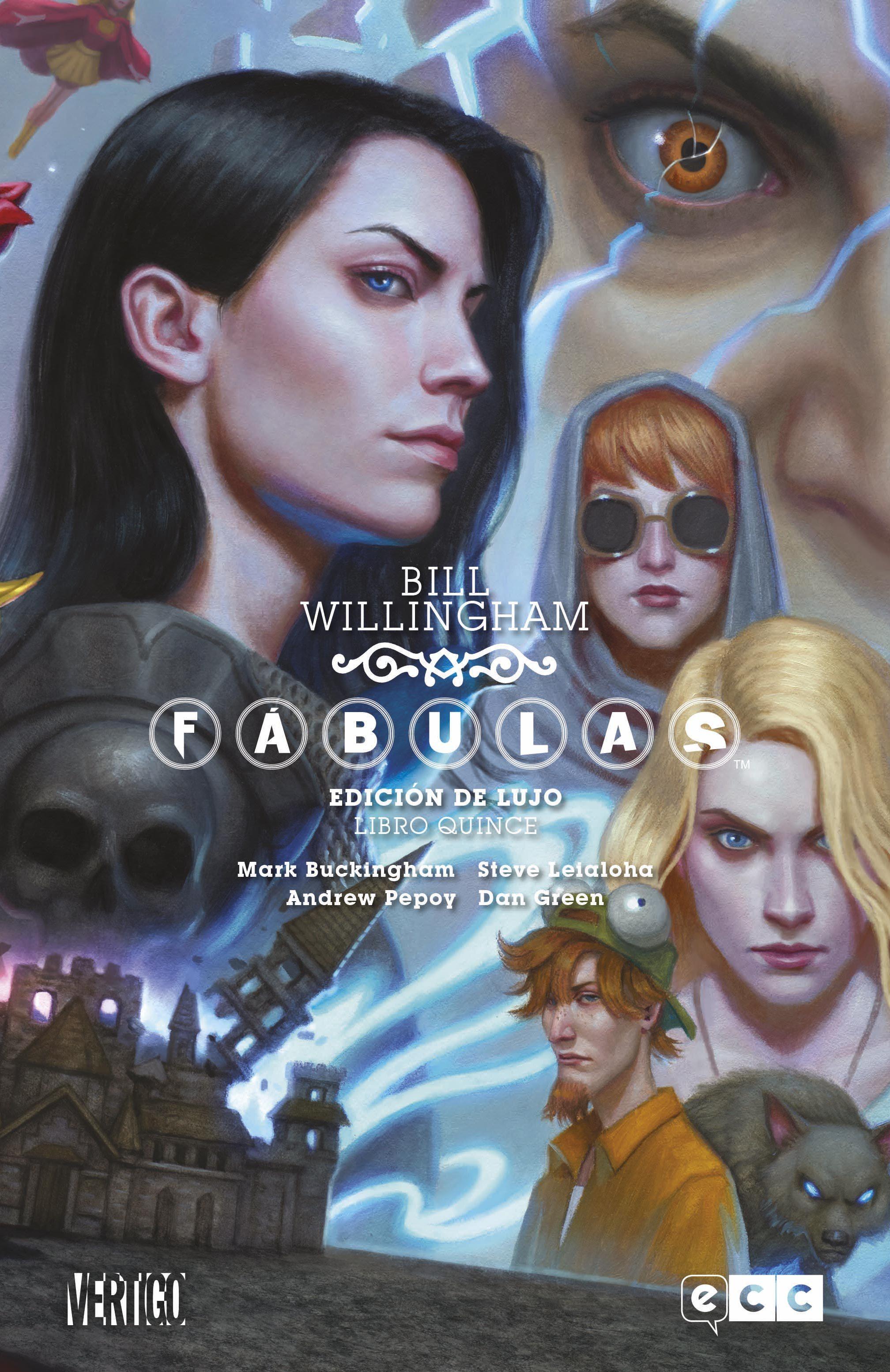 Fábulas Edición De Lujo 15 por Vv.aa.