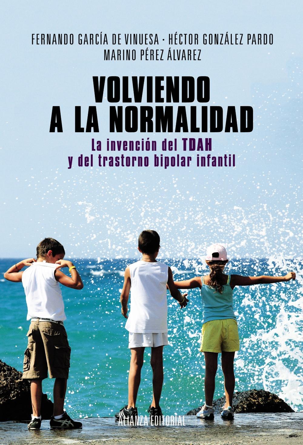 Resultado de imagen de Marino Pérez, autor de «Volviendo a la normalidad»